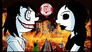 Al Dente Rigamortis - Episode 65: Jane's Letter and Jeff the Killer vs Jane the Killer
