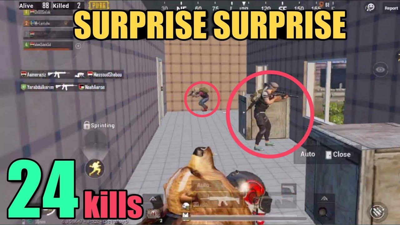 Levinho The Snake Master   24 Kills Random Squad   PUBG Mobile