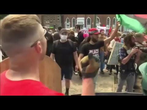 Unite the right | Black lives matter | Charlottesville rally