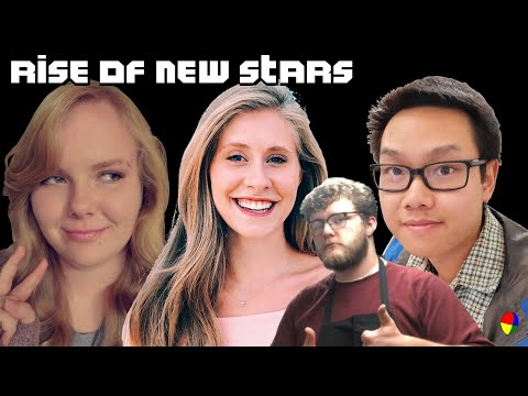 Rise of New Stars