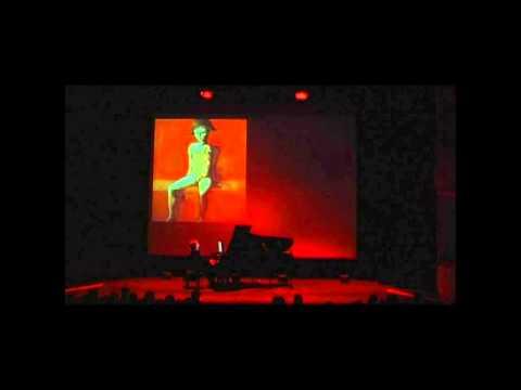 Picasso; músico y palomas - Rafael Prado / Genios de Andalucía