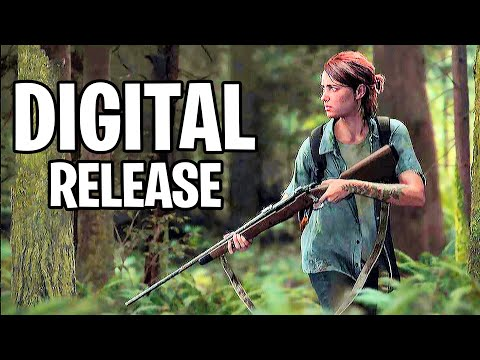 THE LAST OF US 2 - Neil Druckmann Says DIGITAL RELEASE!