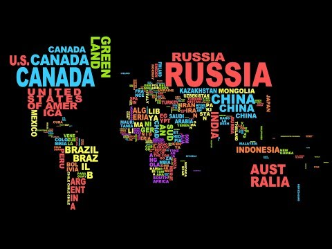 Learn How to Pronounce Names of Countries   Countries Vocabulary, Pronunciation, and Flashcards