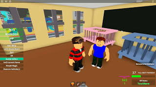 I SPIED A GIRL IN THE TASTER-ROBLOX