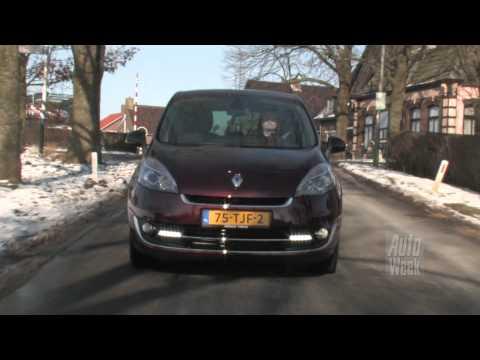 roadtest Renault Sc?nic (english subtitled)