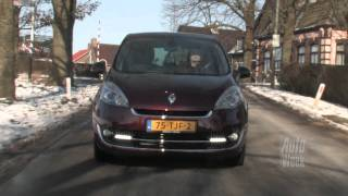 roadtest Renault Sc?nic (english subtitled)