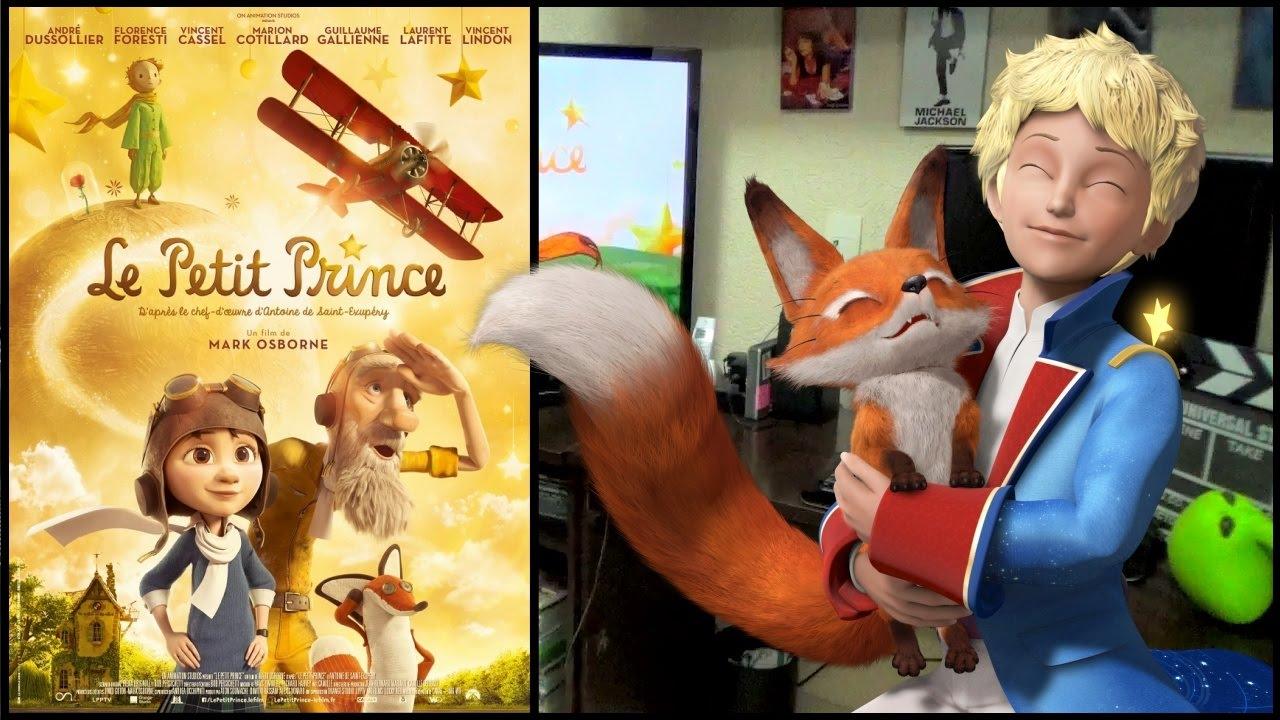 Filme O Pequeno Principe 2015 pertaining to o pequeno prÍncipe (2015) - crítica - youtube