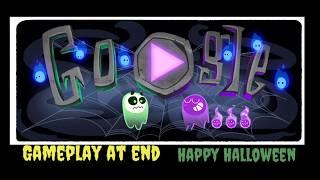 HALLOWEEN SPECIAL | Google halloween doodle 2018 | Gameplay | DIY Kawaii Grim Reaper Mobile Case 🎃