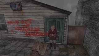 SILENT HILL 2 RESTLESS DREAM (xbox) born from a wish full no noise effect