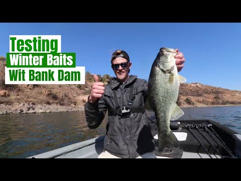 Testing South African Winter Baits At Witbank Dam