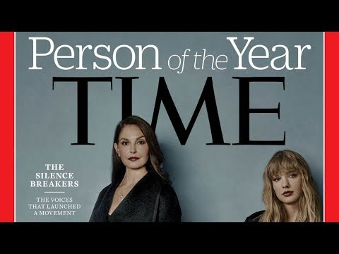 'Silence Breakers' behind #MeToo movement named Time's Person of the Year
