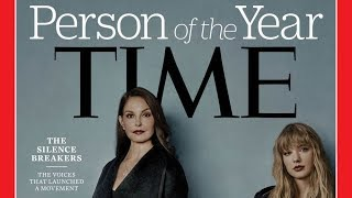 connectYoutube - 'Silence Breakers' behind #MeToo movement named Time's Person of the Year