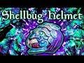 Skyrim SE - Shellbug Helmet - Rare Armor Guide