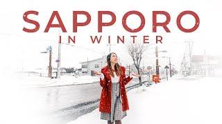 Exploring Hokkaido: Fun Winter Things to Do in Sapporo (Japan Vlog)