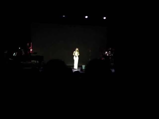 Shanee Zamir - The Prayer (Annenberg Theater, Palm Springs) 03.05.17