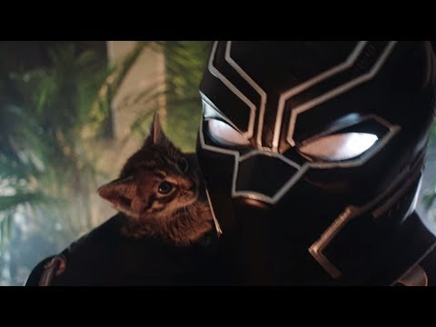 Black Panther Song- Black Panther vs Winter Soldier rap