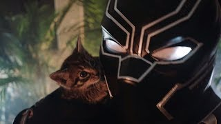 BLACK PANTHER Vs Winter Soldier - Black Panther Avengers Song
