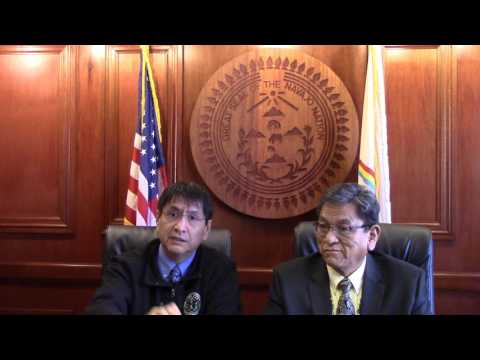 Navajo Nation Executive Branch Update