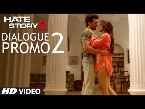 Sapne Dekhne Ka Hak Hain Hume | Hate Story 2 Dialogue Promo | Jay Bhanushali, Surveen Chawla