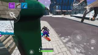 Unable to get out of a vehicle | Fortnite mobile