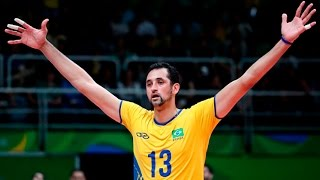 Top 15 Best Volleyball Spikes by Mauricio Souza | 3rd Meter Spikes | Best Volleyball Actions (HD)