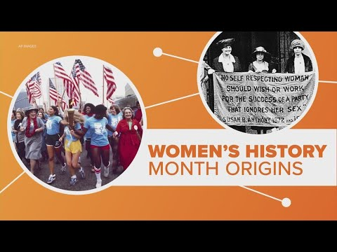 The story behind Women's History Month | Connect the Dots