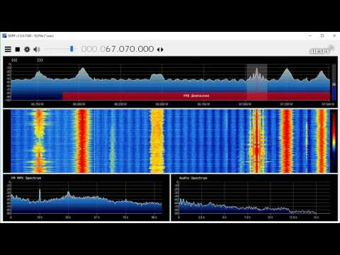 66.20 Mhz Radio Stalitsa (Belarus) Received with sporadic E in the Netherlands