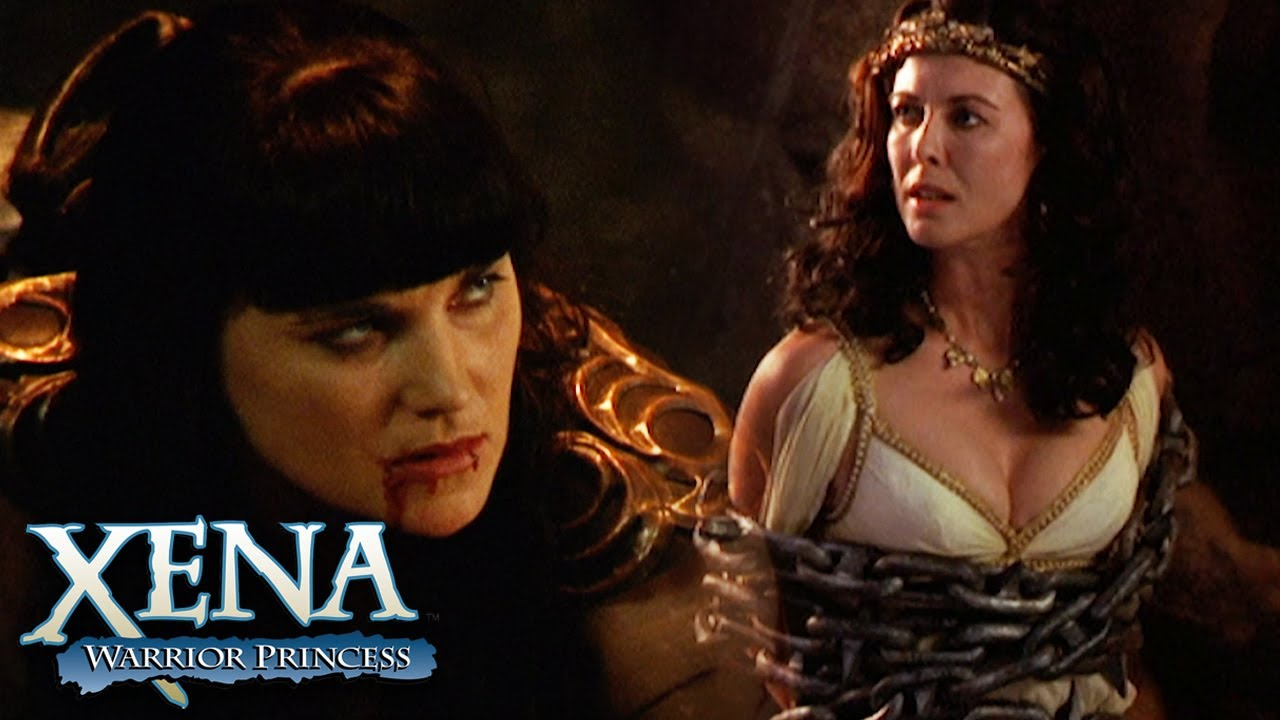 Download Xena And Gabrielle Kidnap the Goddess of Death   Xena: Warrior Princess