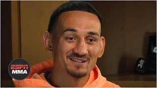Max Holloway talks bottle cap challenge, previews Frankie Edgar fight, more [FULL] | ESPN MMA