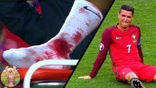 LES MOMENTS LES PLUS TRISTES DE L'HISTOIRE DU FOOTBALL…!
