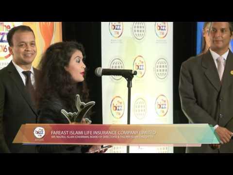 BIZZ AMERICAS 2016 - FAREAST ISLAMI LIFE INSURANCE COMPANY LIMITED