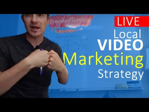 Updated Local Video Marketing Strategy For Your Clients