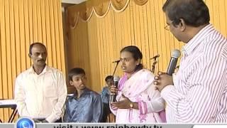 God Will Give You Peace (Tamil)   Dr. Paul Dhinakaran