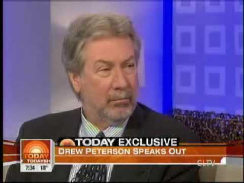 IL] Drew Peterson interview February 28th, 2008 - Pt. 1