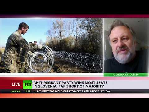 'Liberal elites have lost contact with ordinary people' – Slavoj Žižek on rightwing rise in Europe