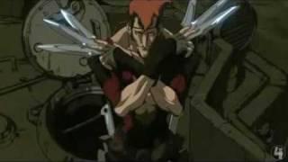 Rammstein - Sonne (Anime version) (Ди охотник на вамприров).avi