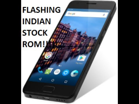 ZUK Z2 INDIAN ROM FLASHING USING QFIL