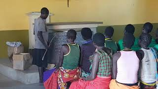 Beneficiaries of the Women Literacy Programme (Napak District, Karamoja, Uganda)