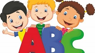 A B C SONG FOR KIDS   PRESCHHOL EDUCATION ALPHABET SONGS NURSERY RHYMES  A FOR APPLE LEARNING SONGS