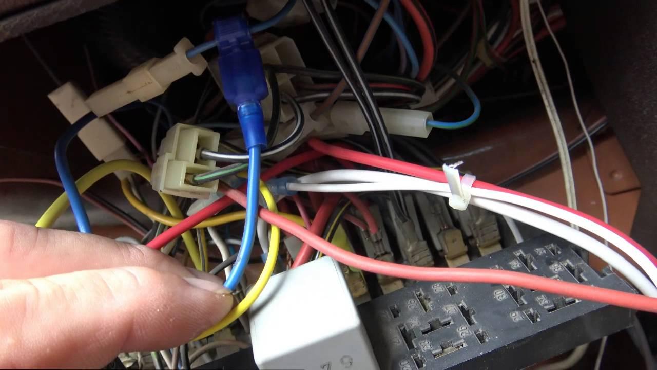 vw vanagon battery isolator youtubevw vanagon battery isolator