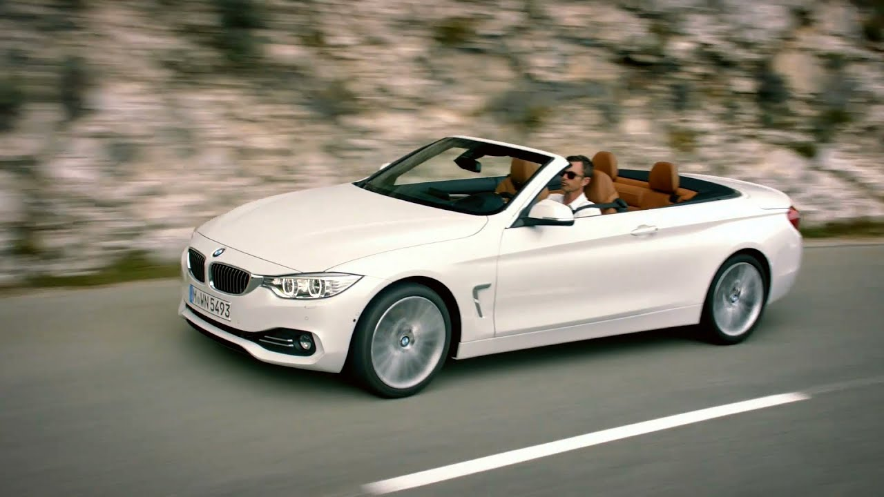 the new bmw 4 series convertible youtube. Black Bedroom Furniture Sets. Home Design Ideas