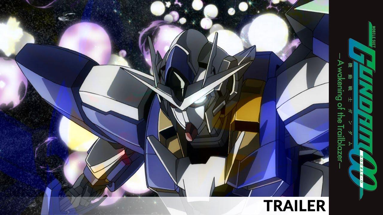 Mobile Suit Gundam 00 A Wakening Of The Trailblazer Trailer Youtube