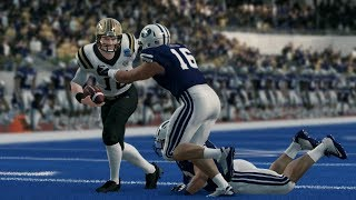 Famous Idaho Potato Bowl Sim | BYU vs Western Michigan December 21st 2018 (NCAA Football 14)