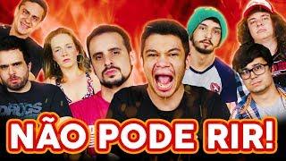 Baixar NÃO PODE RIR! - com Igor Guimarães, Gusang, Fiaspo e Emisu