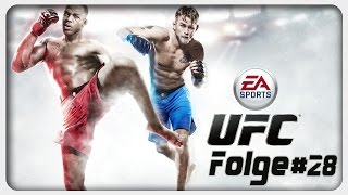 Lets Play EA SPORTS UFC #28 Walkthrough Gameplay No.1 Contender vs. Frank Mir