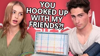 RIO AND JOEY FINALLY TAKE A LIE DETECTOR TEST!!!  | Detected