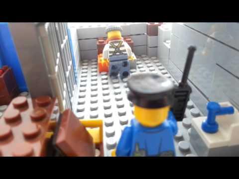 Лего тюрьма #1 Попег в полночь