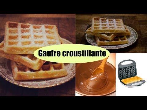 recette-gaufre-croustillante-facile