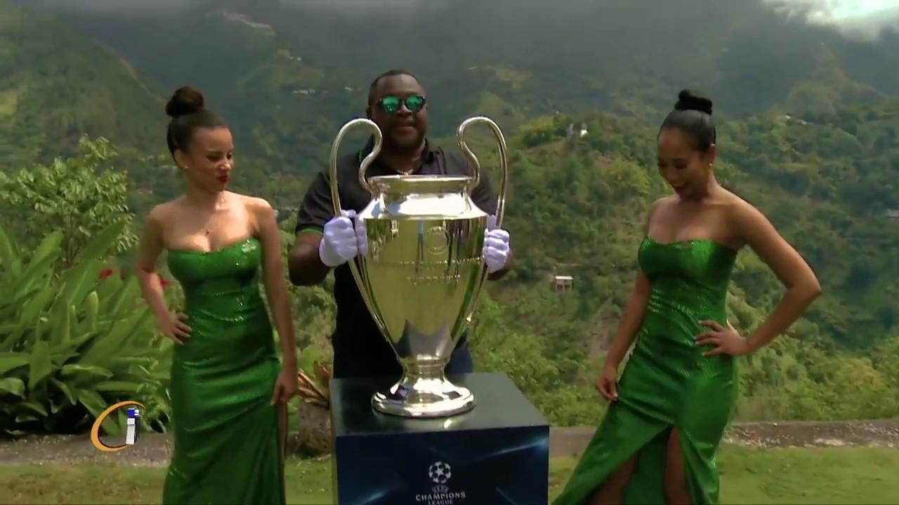 Champions League Trophy Tour Jamaica