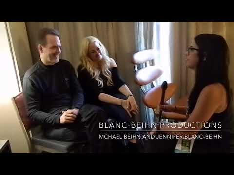 Michael Biehn And Jennifer Blanc-Biehn Exclusive Interview At SDCC 2016